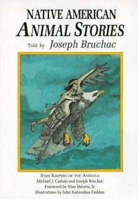 Cover image for Native American animal stories