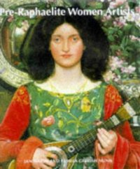 Cover image for Pre-Raphaelite women artists