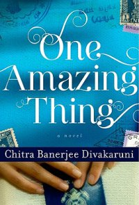 Cover image for One amazing thing