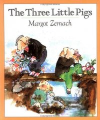 Cover image for The three little pigs : : an old story
