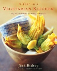 Cover image for A year in a vegetarian kitchen : : easy seasonal dishes for family and friends