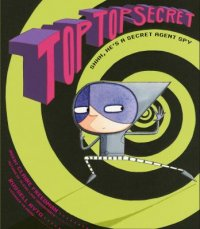 Cover image for Top top secret