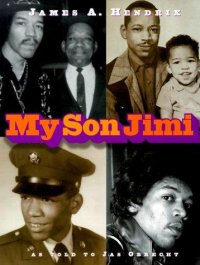 Cover image for My son Jimi