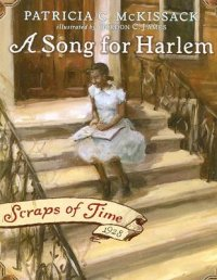 Cover image for A song for Harlem