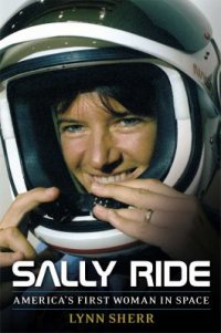 Cover image for Sally Ride : : America's first woman in space