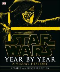 Cover image for Star Wars year by year : : a visual history.