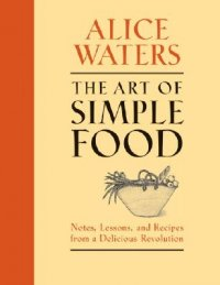 Cover image for The art of simple food
