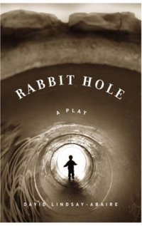 Cover image for Rabbit hole