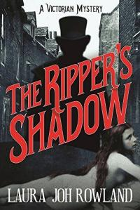 Cover image for The Ripper's shadow : : a Victorian mystery