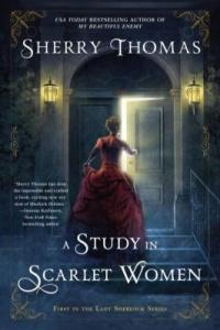 Cover image for A study in scarlet women