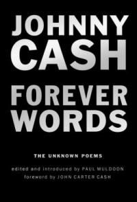 Cover image for Forever words : : the unknown poems