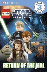 Cover image for LEGO Star wars: Return of the Jedi