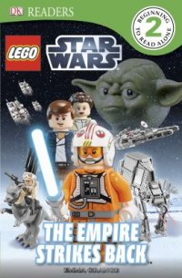 Cover image for LEGO Star wars: : The empire strikes back