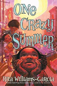 Cover image for One crazy summer