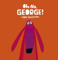 Cover image for Oh no, George!