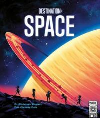 Cover image for list titled 'The Saturday Show: Space!'
