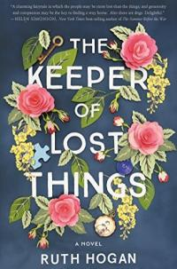 Cover image for The keeper of lost things