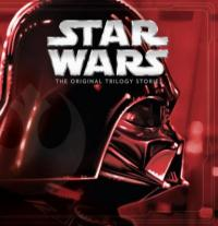 Cover image for Star Wars : : the original trilogy stories