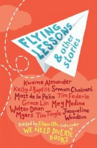 Cover image for Flying lessons & other stories