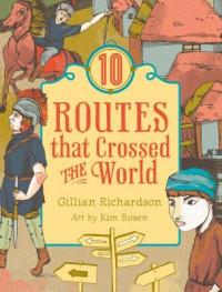 Cover image for 10 routes that crossed the world