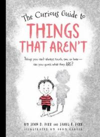 Cover image for The curious guide to things that aren't