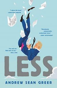 Cover image for Less