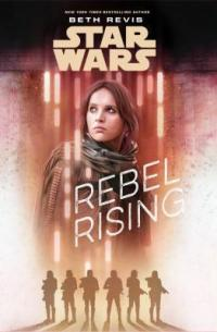 Cover image for Rebel rising