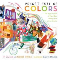 Cover image for Pocket full of colors : : the magical world of Mary Blair, Disney artist extraordinaire