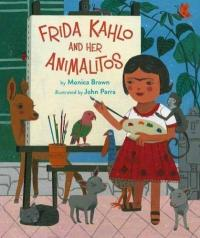 Cover image for Frida Kahlo and her animalitos