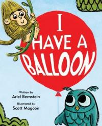 Cover image for I have a balloon