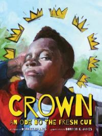 Cover image for Crown : : an ode to the fresh cut