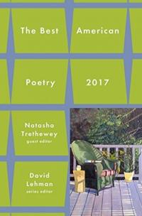 Cover image for The best American poetry 2017