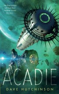 Cover image for Acadie