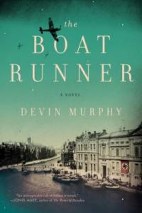 Cover image for The boat runner