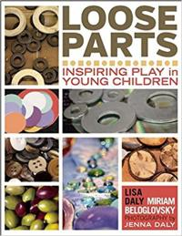 Cover image for Loose parts : : inspiring play in young children