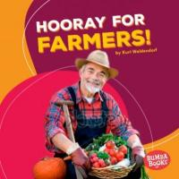 Cover image for list titled 'Farmers and Farming for Kids'