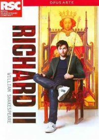 Cover image for Richard II