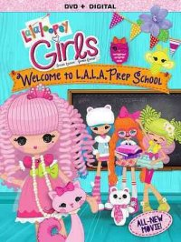 Cover image for Lalaloopsy girls.