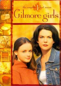 Cover image for Gilmore girls.