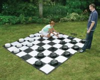 Cover image for Giant Checkers.