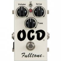 Cover image for Distortion Pedal:  OCD.