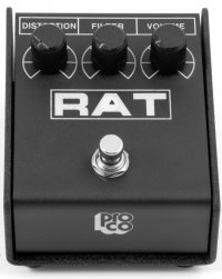 Cover image for Distortion Pedal:  Rat-2.