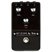Cover image for Modulation -- Ring Pedal:  MF Ring Minifooger.