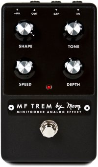Cover image for Modulation -- Tremolo Pedal:  MF Trem Minifooger.