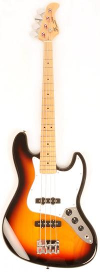 Cover image for Bass Guitar.