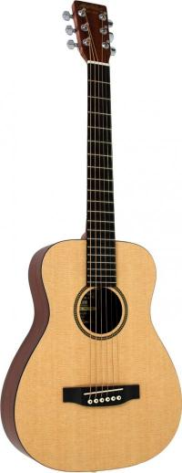 Cover image for LXM Little Martin Acoustic Guitar.