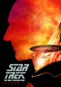 Cover image for Star trek, the next generation.