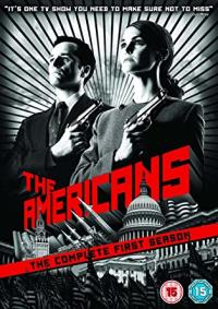 Cover image for The Americans