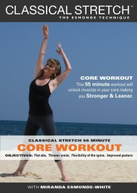 classical stretch 55 minute core workout  ann arbor