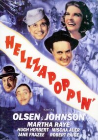Cover image for Hellzapoppin'